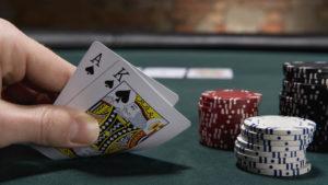 blackjack är ett spel som många spelar