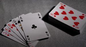 bli bra på att räkna kort i blackjack